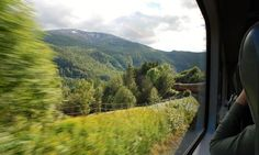 Norwegian landscape may not offer you the best driving experience but the railway network of the country promises more than a journey.