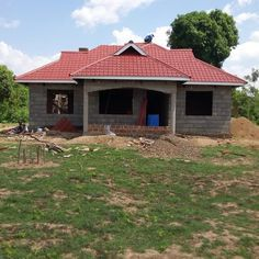 Average Cost Of Building A 3 Bedroom House In Kenya Country Style House Plans Single Storey House Plans Small House Design Plans