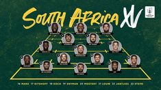 Rugby World Cup, Semi Final, Flyer Design, South Africa, Japan, Lions, Wales, England, Italy