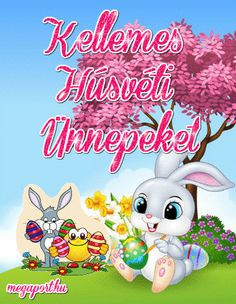 Kellemes Húsvéti Ünnepeket! - Megaport Media Share Pictures, Animated Gifs, Happy Easter, Snoopy, Humor, Wallpaper, Day, Funny, Illustration