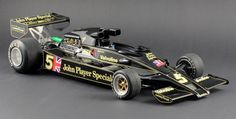 Lotus 78 -Tamiya 1/12 I've always wanted one of these