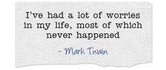 Them's the breaks. #MarkTwain #humor