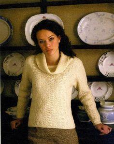 Rowan (British knitting/crochet magazine) - The Purelife Winter Collection
