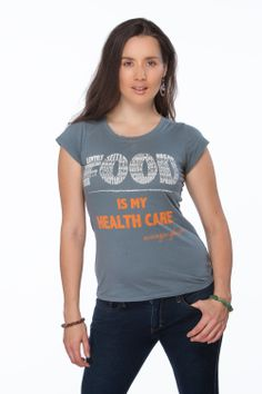 Food is My Health Care!