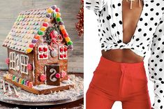 Build An Outfit And We'll Give You A Christmas Recipe To Try
