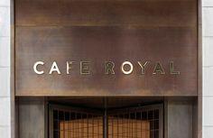 cafe royal wine cellar - Google Search