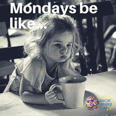 Monday feeling #Monday #coffee #newjob #europe