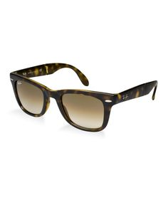 Read product info \u0026amp; customer reviews for Ray-Ban\u0026#39;s 50 FOLDING WAYFARER Men\u0026#39;s Tortoise Square Sunglasses. Find your look when you visit a LensCrafters near ...