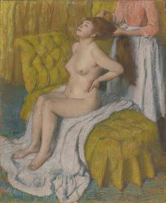 Precious Powder: The Fragility of Degas's Pastels   The Metropolitan Museum of Art Edgar Degas, Renoir, Rembrandt, Degas Paintings, Degas Drawings, Atelier D Art, Expositions, Oil Painting Reproductions, Cultural