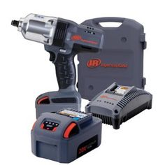 """Most powerful 1/2"""" electric impact wrench http://snaphandtools.com/best-cordless-impact-wrench-ingersoll-rand-w7150"""