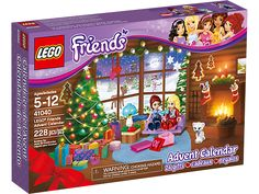 Lego FRieNDS aDVeNT CaLeNDaR ___Count down to Christmas with the LEGO®Friends $29.99