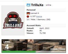TrilluXe on Twitter #games #globaloffensive #CSGO #counterstrike #hltv #CS #steam #Valve #djswat #CS16
