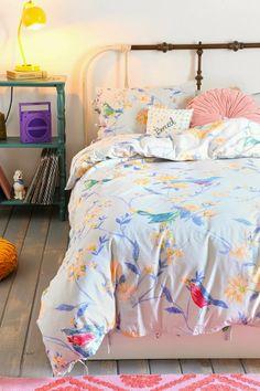 retro - vintage - bedroom