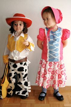 Little Bo Peep and Jessie ideas Jessie Costumes 69fd442f032