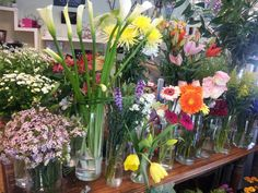 Nuestra floristería