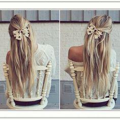 7 Gorgeous Hairstyles for Long Straight Hair.  www.batobato.com
