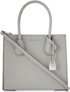 69da14dbf29e MICHAEL MICHAEL KORS Mercer medium leather shoulder bag
