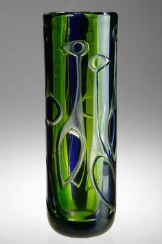 Vicke Lindstrand Vase