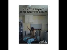 Chicozie Anyiam - track 1 eliminated