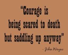 Oh, John Wayne (: