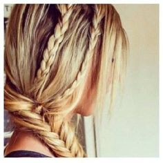 Gorgeous Braided Hairstyle