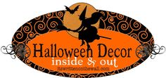 Halloween decor-indoors and outdoors