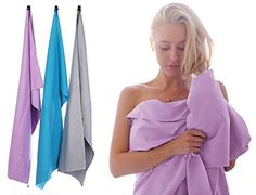 Camping Towels - ONEONEONE Travel  Sports Microfiber TowelMultiple Sizes Perfect for Gym Bath Hair Beach Swimming Camping Dries fast Super Absorbent and Ultra compact 100 Quality Guaranteed -- See this great product.