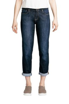 Dish Relaxed Skinny Fit Jean Pant - Women's Classic Indigo Rinse Wash