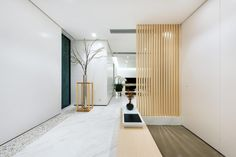 House in Silverstrand 01 850x567 Millimeter Interior Design Remodel a Private Residence in Silverstrand, Hong Kong