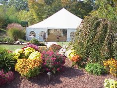 Two Wedding Venues in northern Maryland, Tent, Terrace, Elegant Dining perfect…