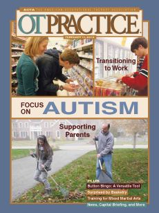 OTP 2/11/13 issue: Focus on Autism