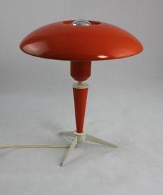 Original Philips Lampe - L. C. Kalff