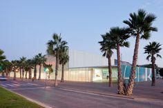 Auditorio y Palacio de Congresos El Batel (exteriores) - Cartagena (España)