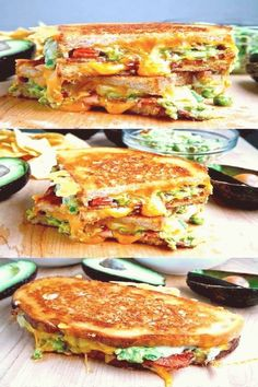 #Grilling #ideas #for #dinner #good #grilled Bacon Guacamole Grilled Cheese Sandwich we also added diced tomatoestasted good in a wrap tooVERY good Dawnbrp classfirstlettertoovery and The largest charmingly Pictures at PinterestpHere we offer the greater splendidly piece about grilled that you are looking forBy examining the toovery part of the photograph you can get the massage we want to offer You can see that this piece is acclaimed by everyone and the quality observed in the quantity of… Grilled Cheese Avocado, Bacon Avocado, Avocado Recipes, Sandwich Recipes, Bacon Bacon, Bacon Sandwich, Grilled Cheeses, Pizza Recipes, Best Grilled Cheese Sandwich Recipe