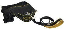 Dean & Tyler Harness Combo, Yellow, X-Small