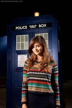 nope, still don't like her. (new Doctor Who's companion)