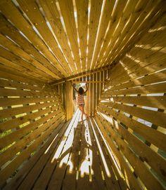 Galería de Casa en el muro / Saperlipopette les Architectes + Martial Marquet…