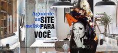 Página de espera para a cosntrução do site ADRIMORGUI.  Por: Adri Guimarães.