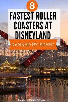 Fastest Ride at Disneyland – Treasured Family Travels Disneyland Tomorrowland, Disneyland Rides, Disneyland California, Disney California Adventure, California Travel, Disney Vacation Club, Disney Cruise Line, Disneyland Vacation, Disney Resorts