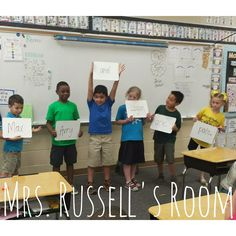 Mrs. Russell's Room: Tips & Tricks for Teachers: Teaching Commas in a Series