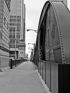 """""""Franklin St. Bridge""""  Click the """"pinned from"""" link to purchase this print."""