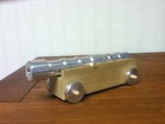 Picture of Aluminium Toy Cannon