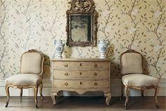 Gustavus Wallpapers di Zoffany | lartdevivre - arredamento online