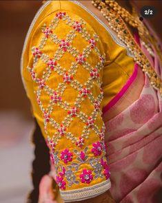 Best Blouse Designs, Sari Blouse Designs, Bridal Blouse Designs, Blouse Neck Patterns, Embroidery Neck Designs, Stitching Patterns, Elegant Fashion Wear, Lehenga Blouse, Sleeve Pattern