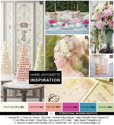 Theme Nature, Inspirations Magazine, Mood, Marie Antoinette, French Antiques, Wedding Styles, Boards, Table Decorations, Floral