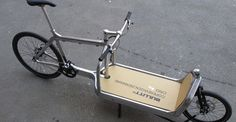 The Bullitt Cargo - A Buyer's Guide to World's Cargo Bikes - The Bike Institute Bullitt Cargo Bike, Velo Cargo, Wooden Bicycle, Scooter Design, Bicycle Shop, Touring Bike, Kids Boxing, Vintage Bikes, Bike Life