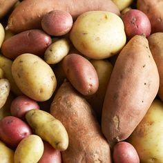 Cooking potatoes in boiling water is a first step for making mashed potatoes, potato salad, or a simple side dish. Start by choosing the right spud for your recipe.