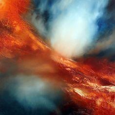 "Saatchi Online Artist: Paul Bennett; Oil, 2012, Painting ""Wrath"""