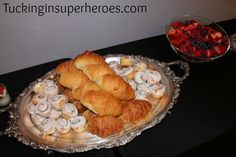 The big bridal shower | Tucking In SuperheroesTucking In Superheroes