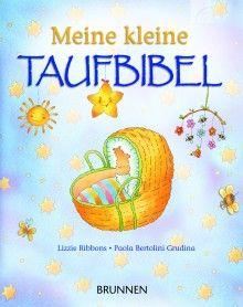 BRUNNEN VERLAG GmbH - Meine kleine Taufbibel